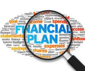 Financial advice is about having a plan