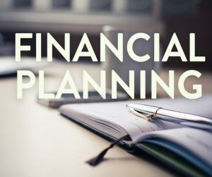 Financial advice is about creating your own financial plan